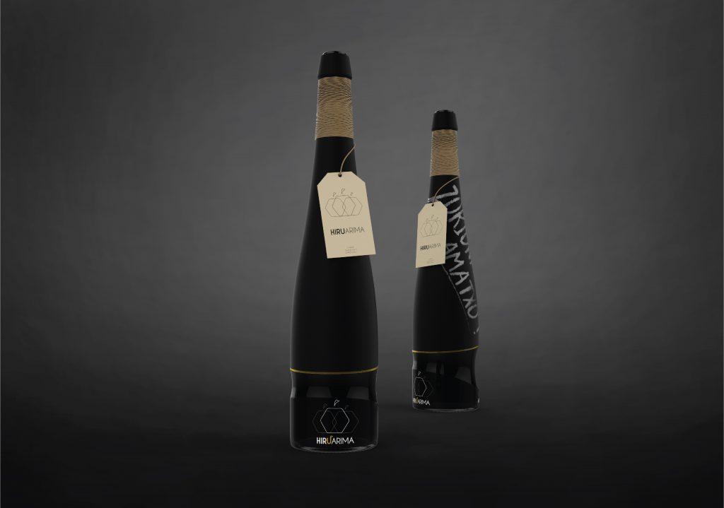 Hiruarima | Bottle Design