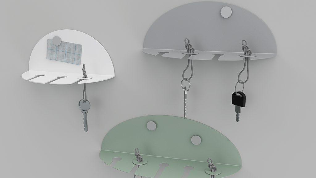Peineta | Key holder