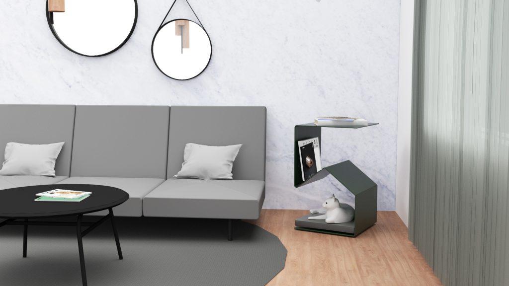 Pet5 | Pet house & table