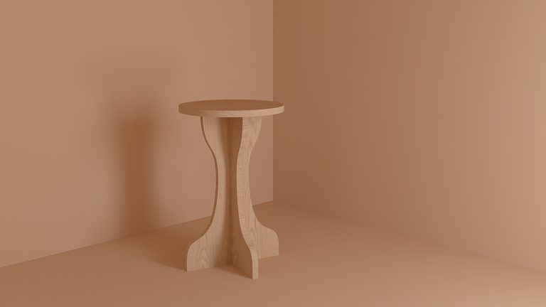 Peón | Stool design