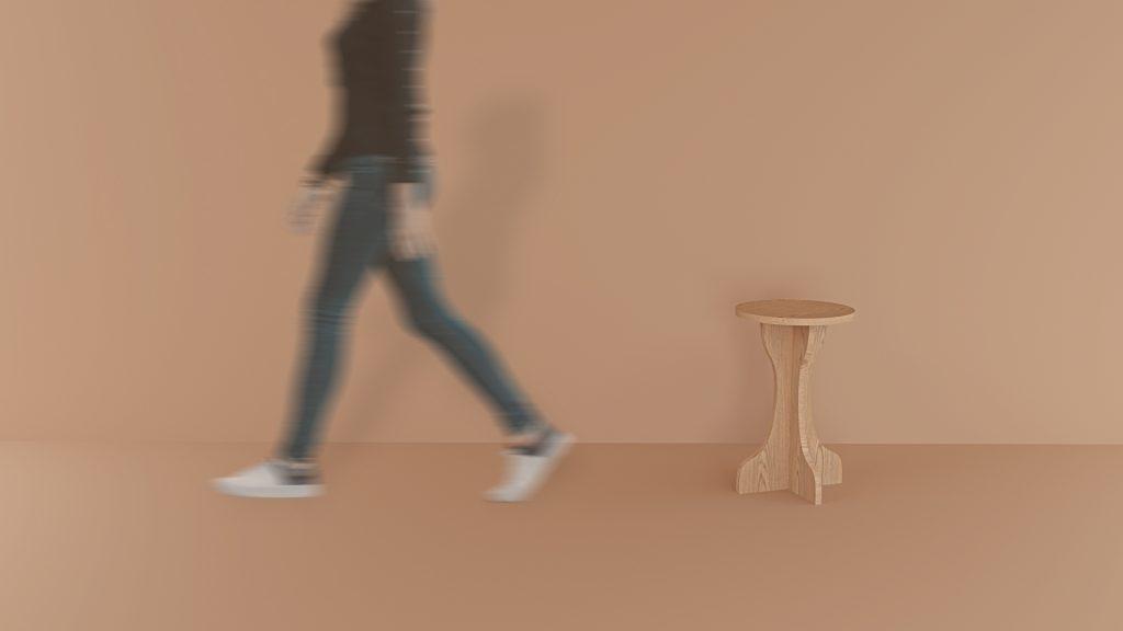 Peón | Stool design