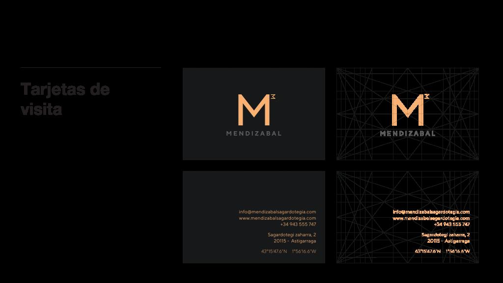 Mendizabal | Brand Identity